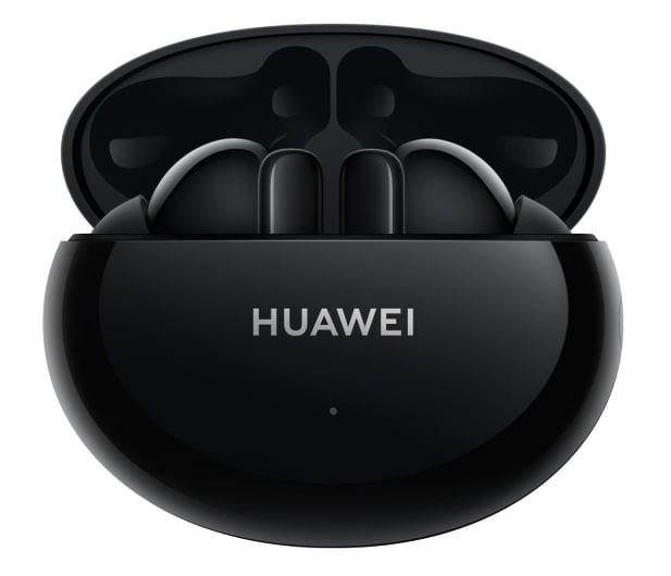 Huawei Freebuds 4i czarne ANC - 638046 - zdjęcie
