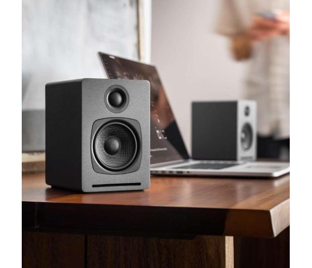 Audioengine A1 Wireless Czarne para - 634315 - zdjęcie 3