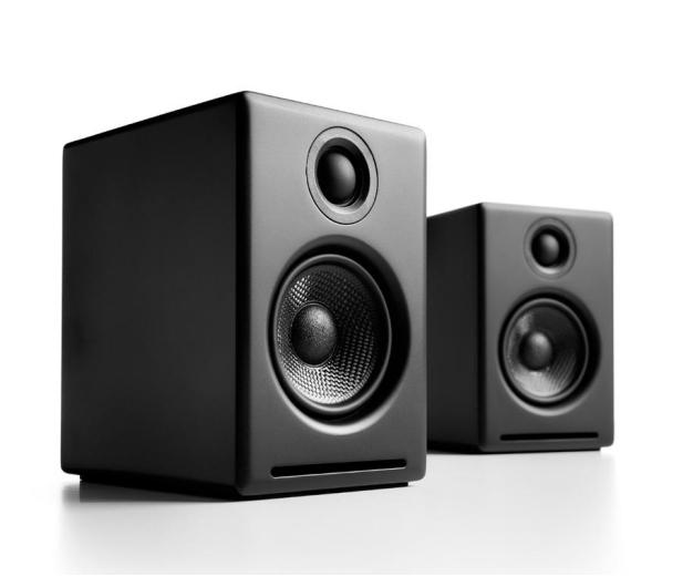 Audioengine A2+ BT Czarne para - 634317 - zdjęcie