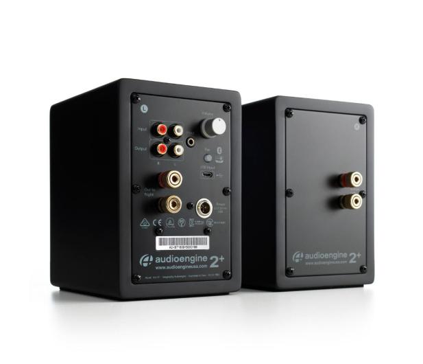 Audioengine A2+ BT Czarne para - 634317 - zdjęcie 2