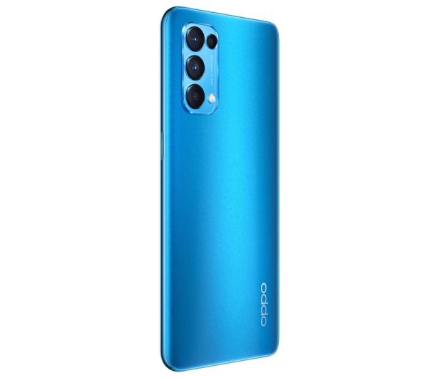 OPPO Reno5 5G 8/128GB Azure Blue - 639808 - zdjęcie 8