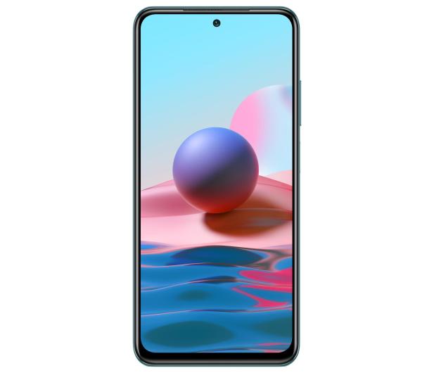 Xiaomi Redmi Note 10 4/64GB Lake Green  - 639881 - zdjęcie 4