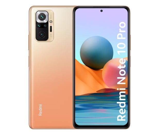 Xiaomi Redmi Note 10 Pro 6/64GB Gradient Bronze - 639902 - zdjęcie