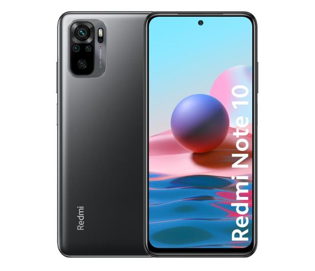 Xiaomi Redmi Note 10 4/64GB  Onyx Gray  - 639882 - zdjęcie
