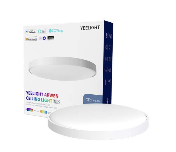 Yeelight Arwen Ceiling Light 550S Sufitowa  - 639850 - zdjęcie 5