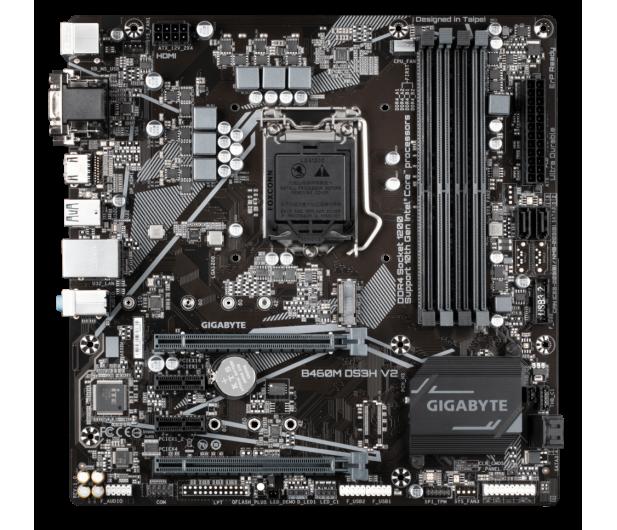 Gigabyte B460M DS3H V2 - 639455 - zdjęcie 3