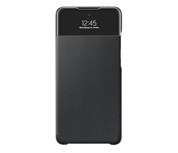 Samsung S View Wallet Cover do Galaxy A72 czarny - 637672 - zdjęcie