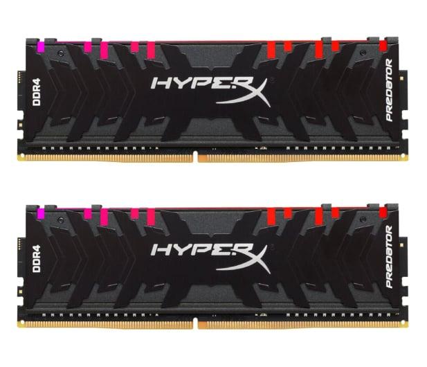 HyperX 64GB (2x32GB) 3200MHz CL16 Predator RGB - 639749 - zdjęcie