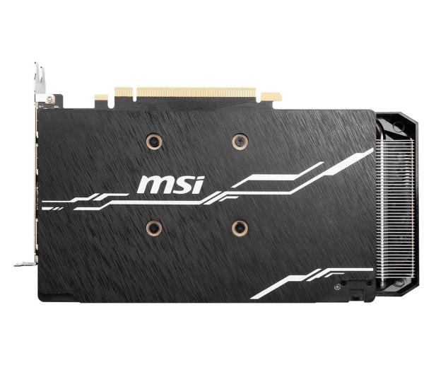 MSI GeForce RTX 2060 VENTUS GP OC 6GB GDDR6 - 619994 - zdjęcie 3