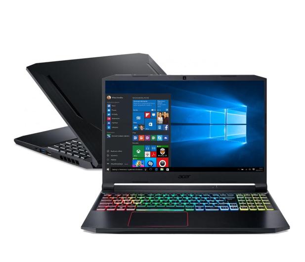 Acer Nitro 5 i5-10300H/8GB/512+1TB/W10 GTX1660Ti 144Hz - 640842 - zdjęcie