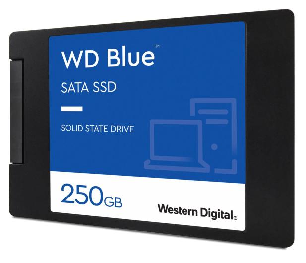 """WD 250GB 2,5"""" SATA SSD Blue - 380305 - zdjęcie 2"""