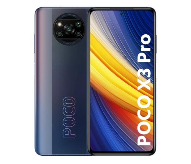 Xiaomi POCO X3 PRO NFC 8/256GB Phantom Black  - 641437 - zdjęcie