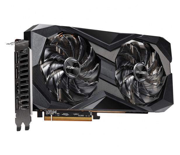ASRock Radeon RX 6700 XT Challenger D 12GB GDDR6 - 642314 - zdjęcie 2