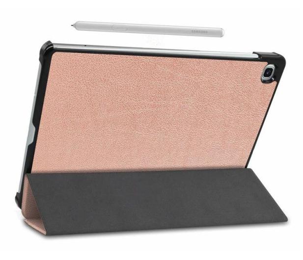 Tech-Protect SmartCase do Galaxy Tab S6 Lite rose gold - 638754 - zdjęcie 4