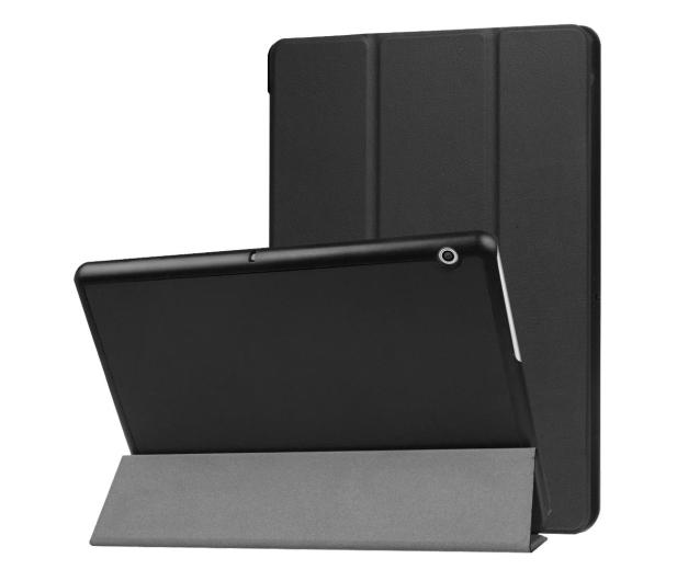 Tech-Protect SmartCase do Huawei MediaPad T3 10 czarny - 639081 - zdjęcie