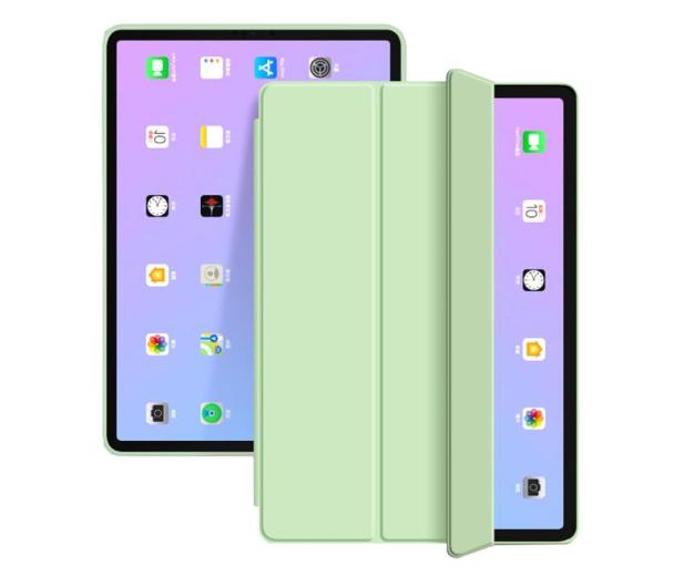 Tech-Protect SmartCase do iPad iPad Air (4. gen.) cactus green - 640175 - zdjęcie