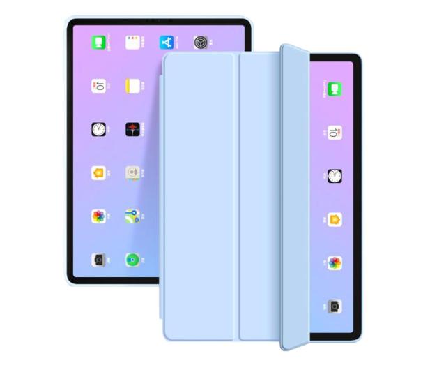 Tech-Protect SmartCase do iPad iPad Air (4. gen.) navy blue - 640173 - zdjęcie
