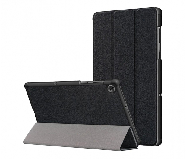 Tech-Protect SmartCase do Lenovo Tab M10 (2. gen.) black - 638716 - zdjęcie