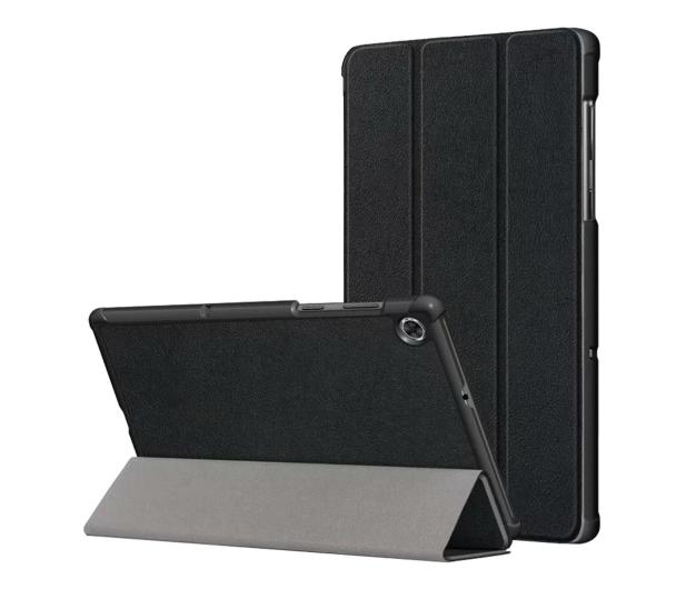 Tech-Protect SmartCase do Lenovo Tab M10 Plus black - 638707 - zdjęcie