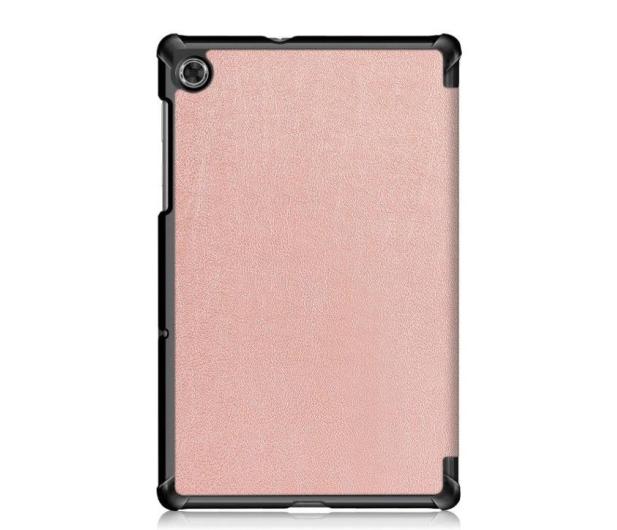 Tech-Protect SmartCase do Lenovo Tab M10 Plus rose gold - 638709 - zdjęcie 3