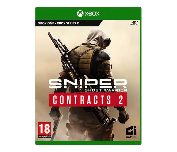 Xbox Sniper: Ghost Warrior Contracts 2 - 642114 - zdjęcie