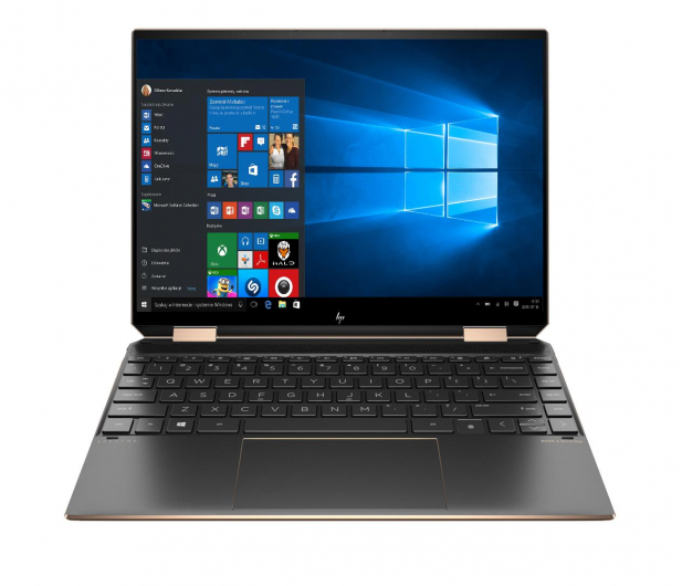 HP Spectre 14 x360 i7-1165G7/16GB/1TB/Win10 Black - 640071 - zdjęcie