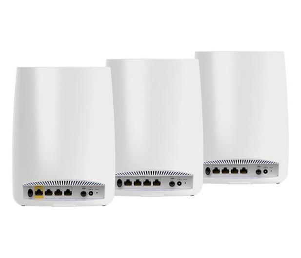 Netgear Orbi WiFi System (3000Mb/s a/b/g/n/ac) 3xAP - 636692 - zdjęcie 3