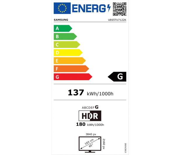 Samsung UE65TU7122 - 1009444 - zdjęcie 2