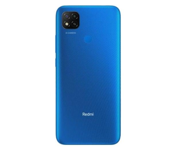 Xiaomi Redmi 9C NFC 3/64GB Twilight Blue - 643199 - zdjęcie 4