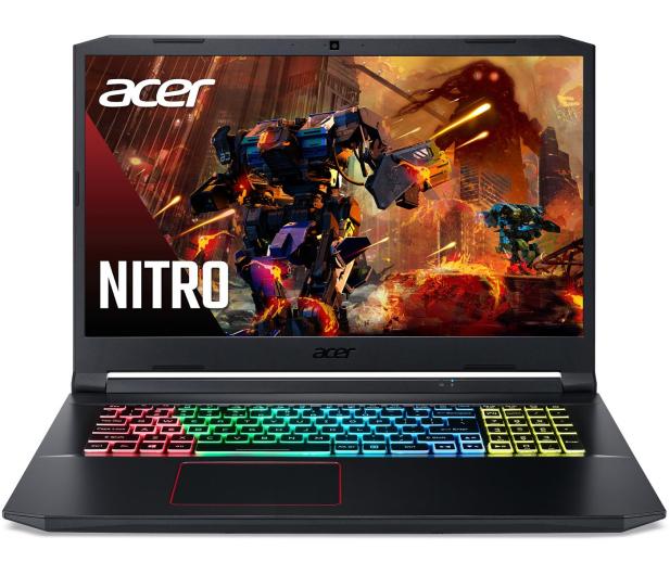 Acer Nitro 5 i7-10750H/16GB/512 RTX3060 144Hz - 634868 - zdjęcie 2