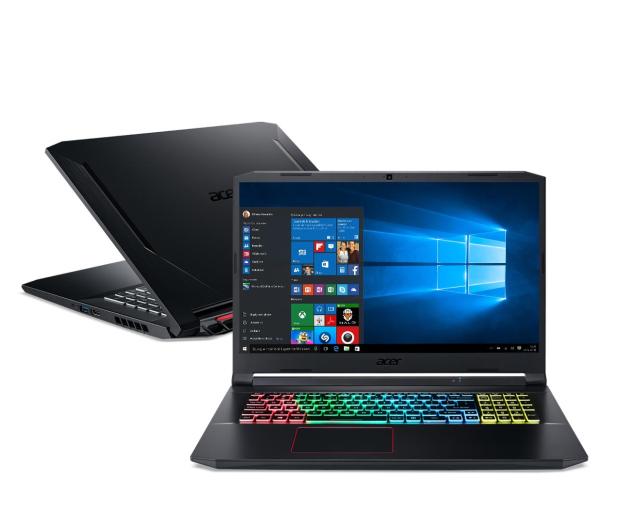 Acer Nitro 5 i7-10750H/32GB/512/W10X RTX3060 144Hz - 643857 - zdjęcie