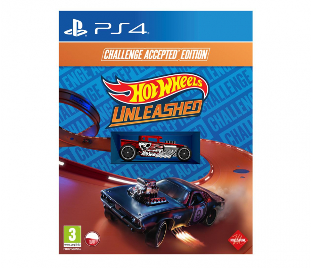 PlayStation Hot Wheels Unleashed - Challenge Accepted™ Edition - 635820 - zdjęcie
