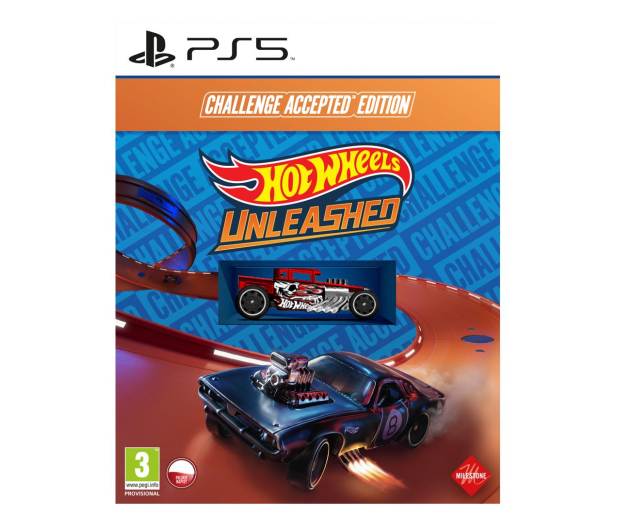 PlayStation Hot Wheels Unleashed - Challenge Accepted™ Edition - 635822 - zdjęcie
