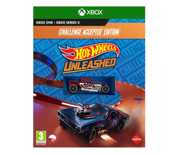 Xbox Hot Wheels Unleashed - Challenge Accepted™ Edition - 635824 - zdjęcie