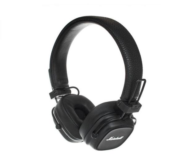 Marshall Major IV Bluetooth Czarny - 631905 - zdjęcie