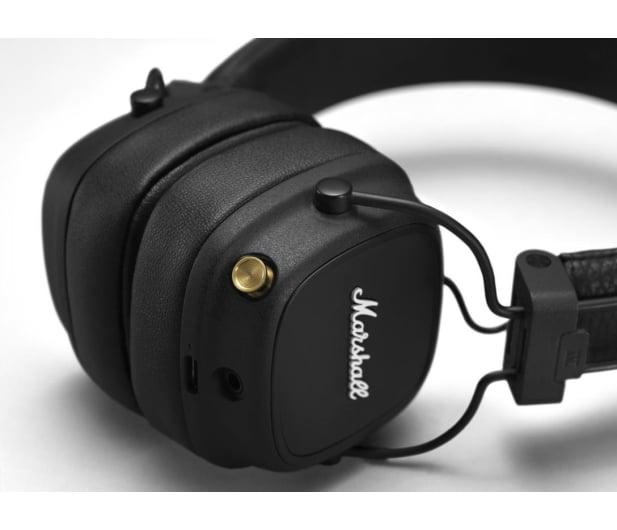 Marshall Major IV Bluetooth Czarny - 631905 - zdjęcie 2