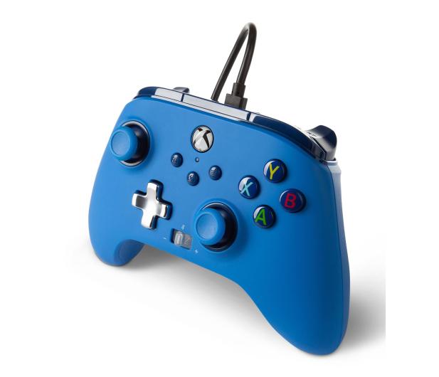 PowerA XS Pad przewodowy Enhanced Niebieski - 635899 - zdjęcie 3