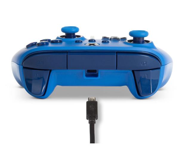 PowerA XS Pad przewodowy Enhanced Niebieski - 635899 - zdjęcie 6