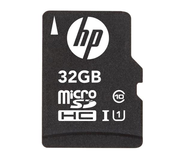 HP 32GB microSDHC C10 UHS-I U1 - 635880 - zdjęcie