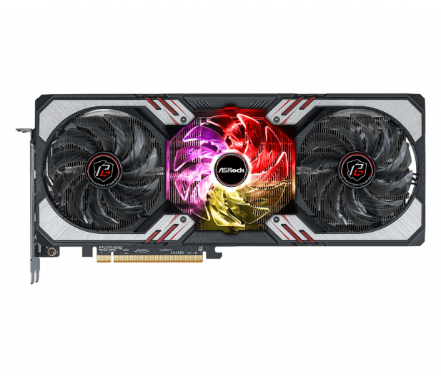 ASRock Radeon RX 6700 XT Phantom Gaming D OC 12GB GDDR6 - 644895 - zdjęcie 3