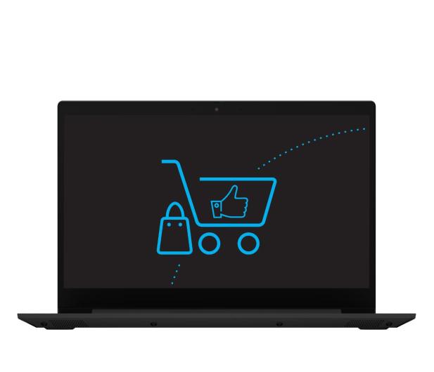 Lenovo IdeaPad 3-15 i3-1005G1/8GB/256  - 645874 - zdjęcie