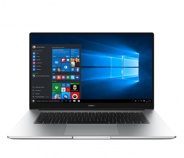 Huawei MateBook D 15 i5-1135G7/16GB/512/Win10 srebrny - 646351 - zdjęcie