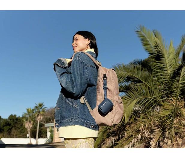 Sony SRS-XB13 Niebieski - 642068 - zdjęcie 7