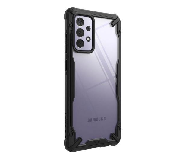 Ringke Fusion X do Samsung Galaxy A72 czarny - 643148 - zdjęcie