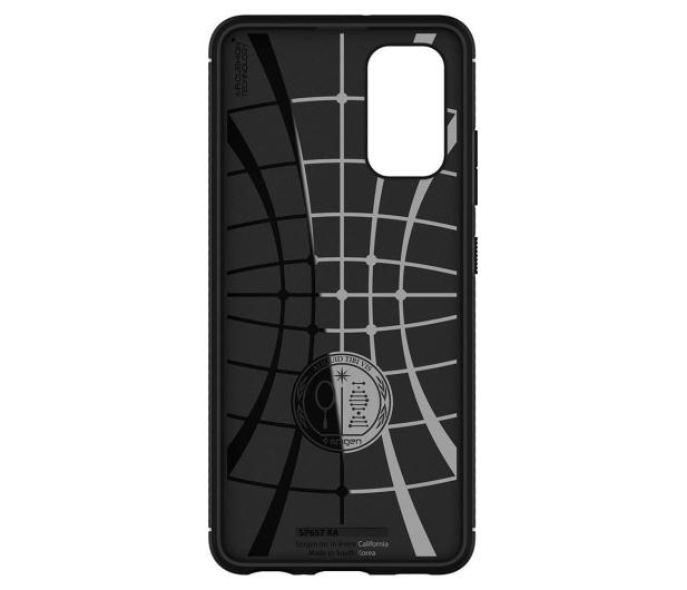 Spigen Rugged Armor do Samsung Galaxy A72 czarny - 643152 - zdjęcie 4