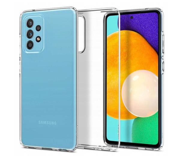 Spigen Liquid Crystal do Samsung Galaxy A72 - 643153 - zdjęcie