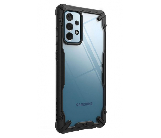 Ringke Fusion X do Samsung Galaxy A52 czarny - 643154 - zdjęcie 2