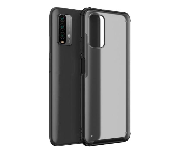 Tech-Protect HybridShell do Xiaomi POCO M3 czarny - 643160 - zdjęcie