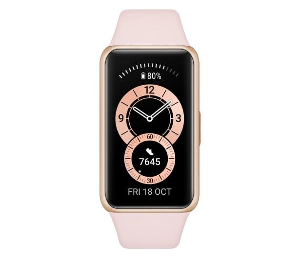 Huawei Band 6 różowy - 644547 - zdjęcie 2