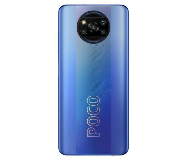Xiaomi POCO X3 PRO NFC 8/256GB Frost Blue - 645704 - zdjęcie 6